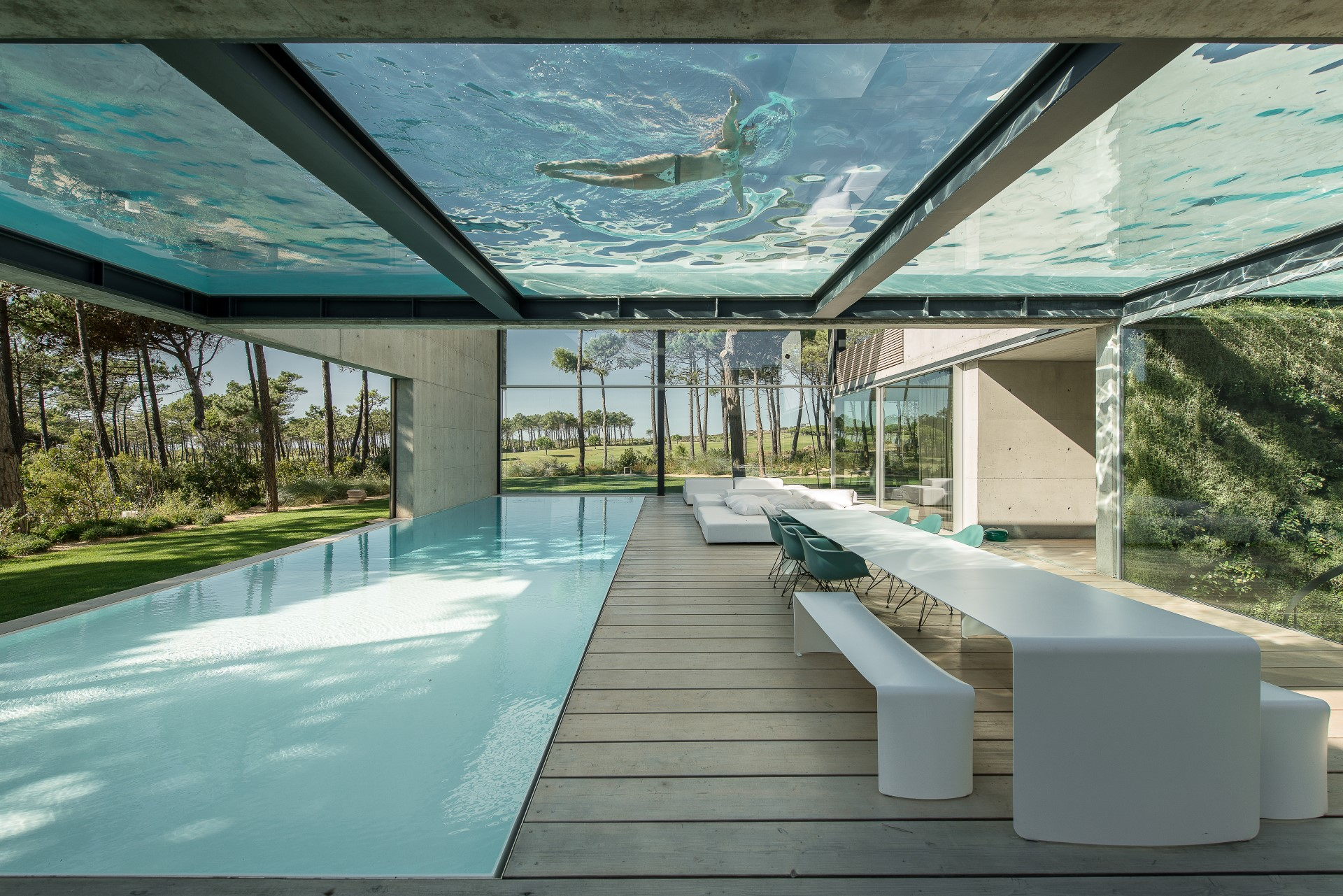 """The Wall House at BBC """"The World's Most Extraordinary Homes"""""""